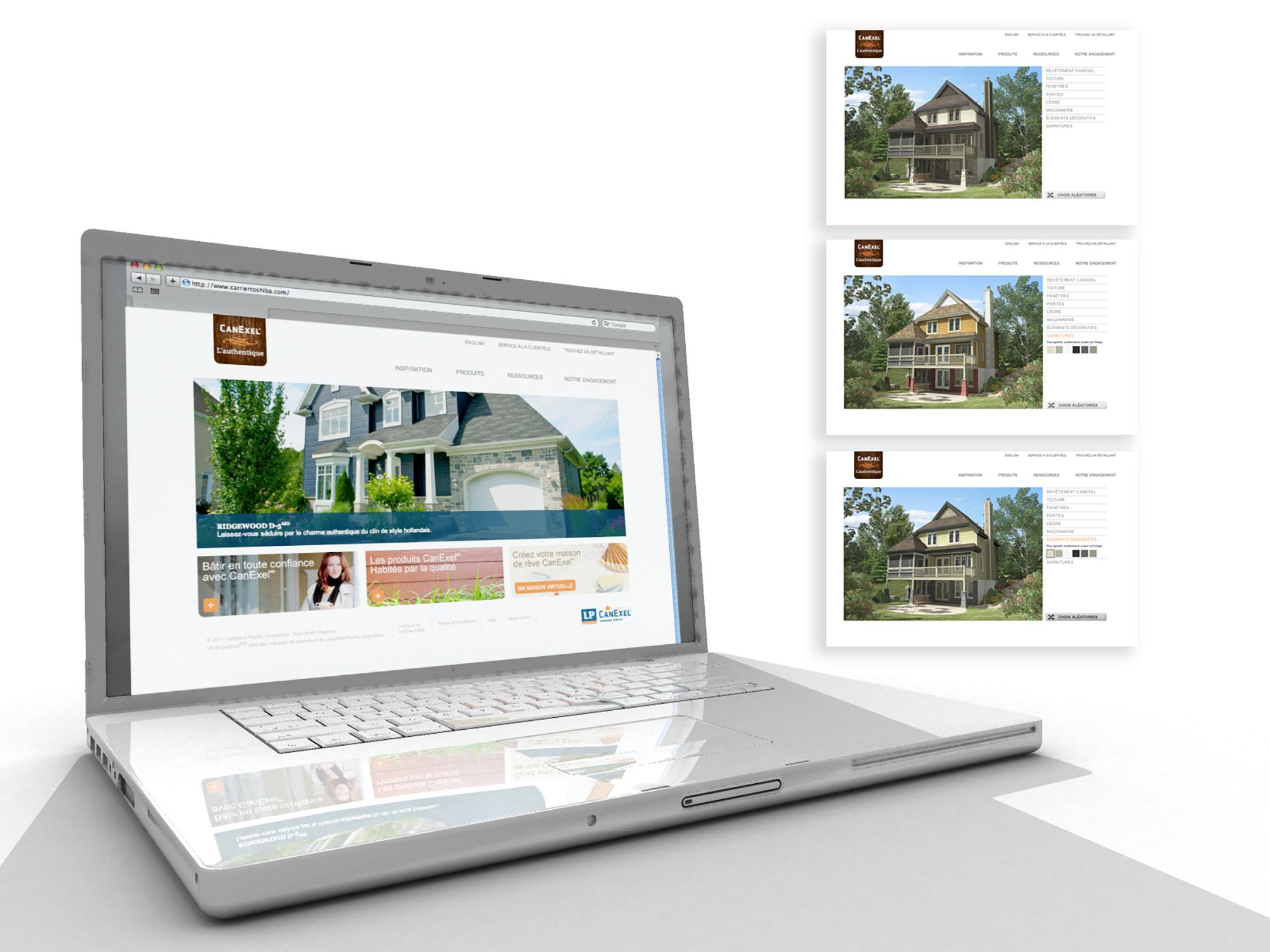 canexel_web_design